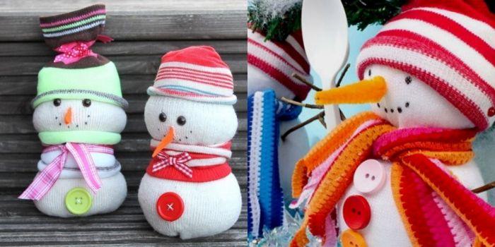 1001 + modèles de bonhomme de neige en chaussette incroyables   Bonhomme de neige, Bonhomme de ...