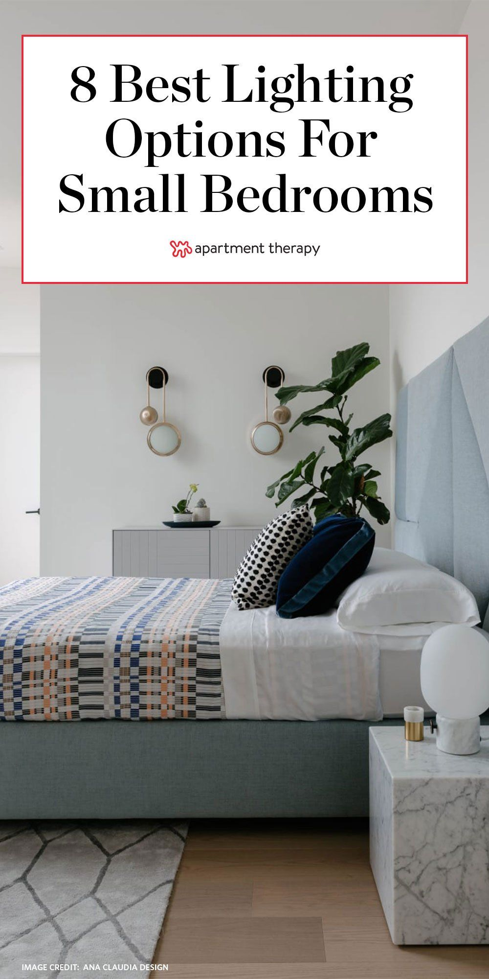 The 8 Best Small Bedroom Lighting Solutions According To