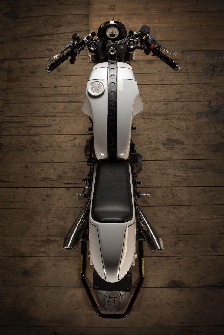Custom Ducati Motorcycle 9