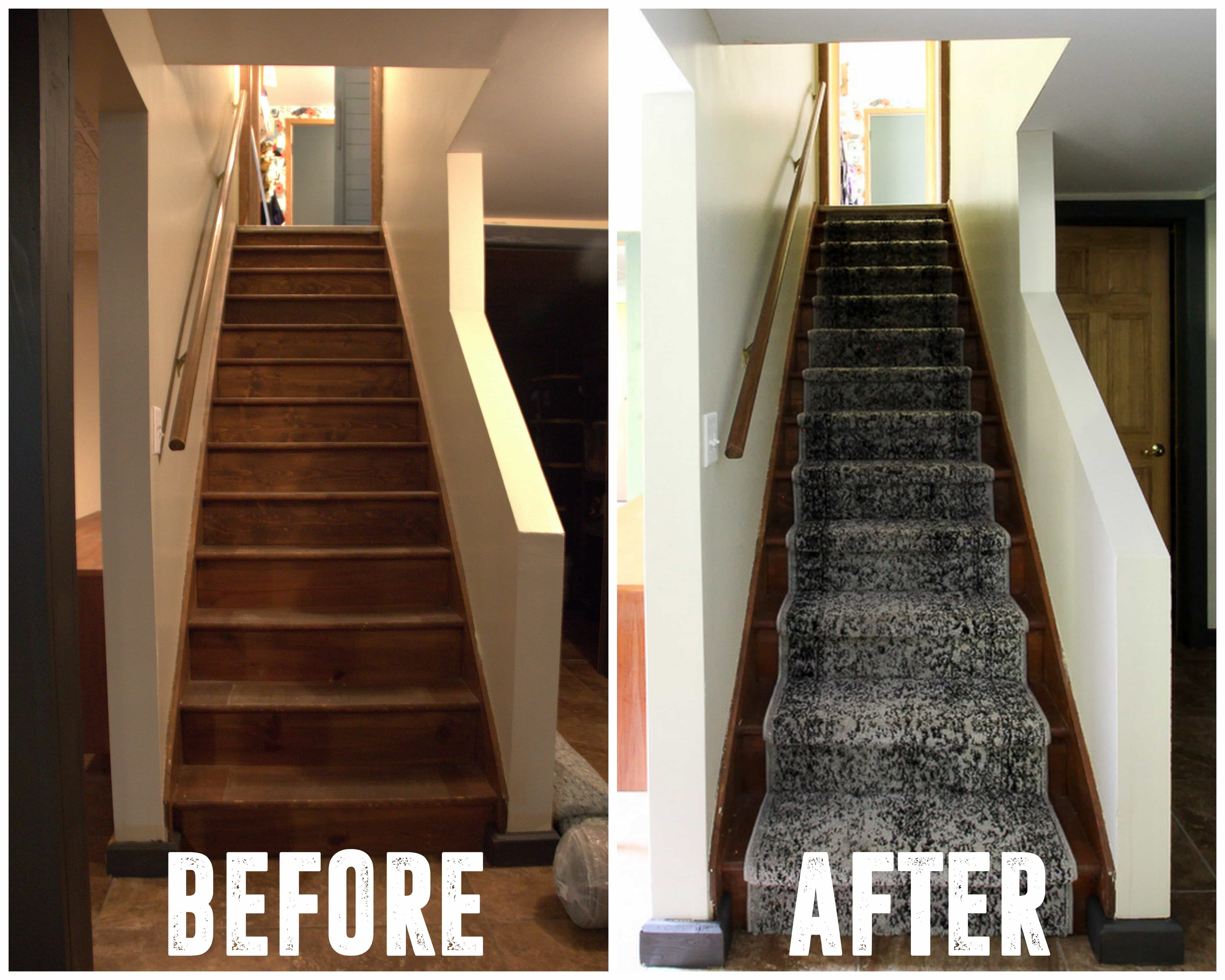 Best How To Install A Stair Carpet Runner Carpet Stairs 400 x 300