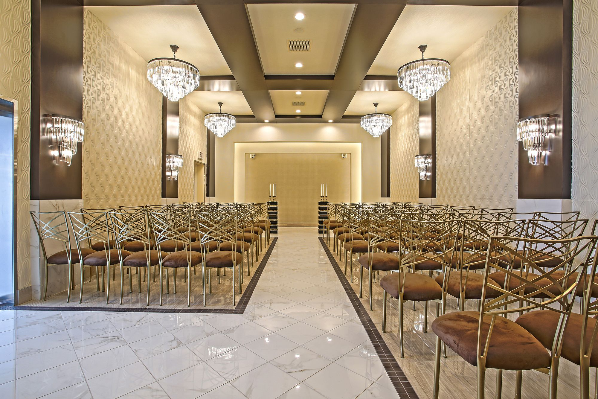Modern Chic Wedding Chapel In Las Vegas Affordable Packages At Of