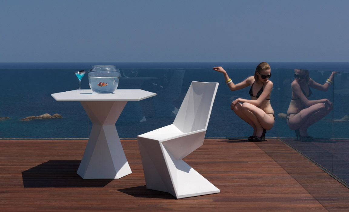 Vondom Vertex Outdoor Furniture / yes.
