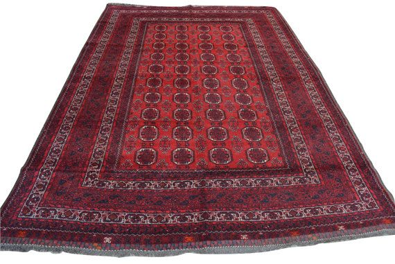 Size 67 X 91 This Gorgeous Afghan Kunduz Rug Is Made With 100 Wool And Hand Knotted Will Add A Stunning Design Accent To Your Home