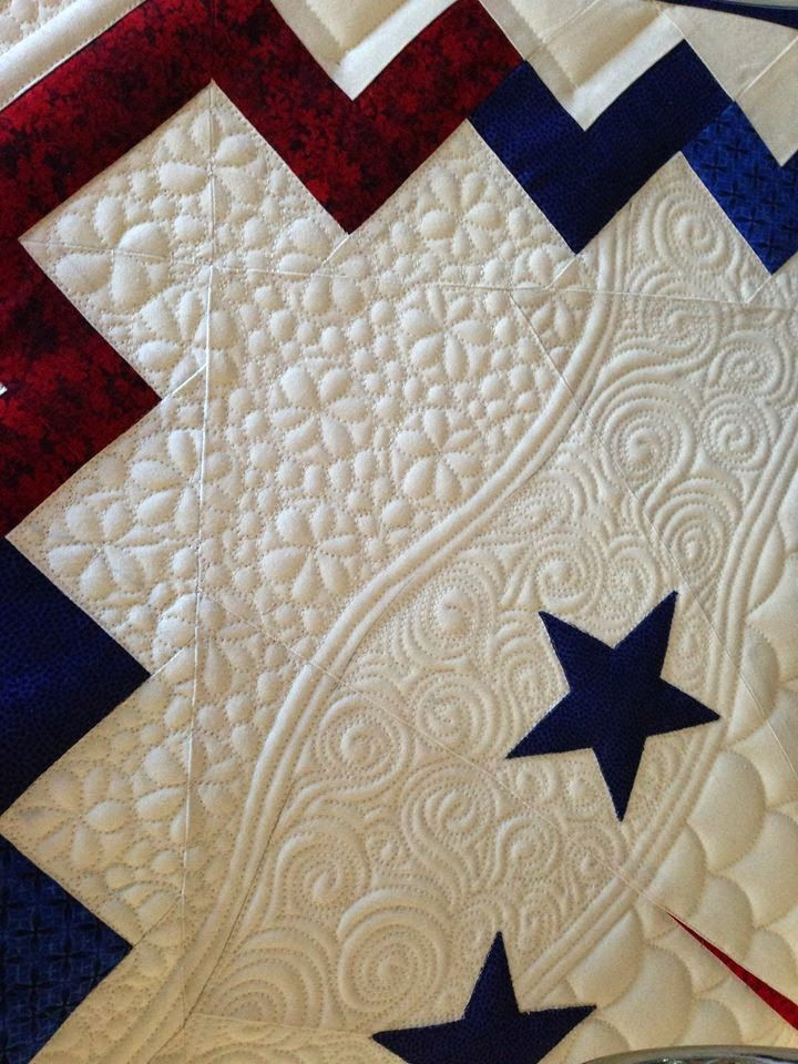 The Casual Quilter: Been a long time