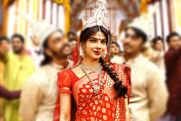 On Screen Bollywood Brides to Take Inspiration From   BeBEAUTIFUL   Bengali  bride, Bride, Indian bridal outfits