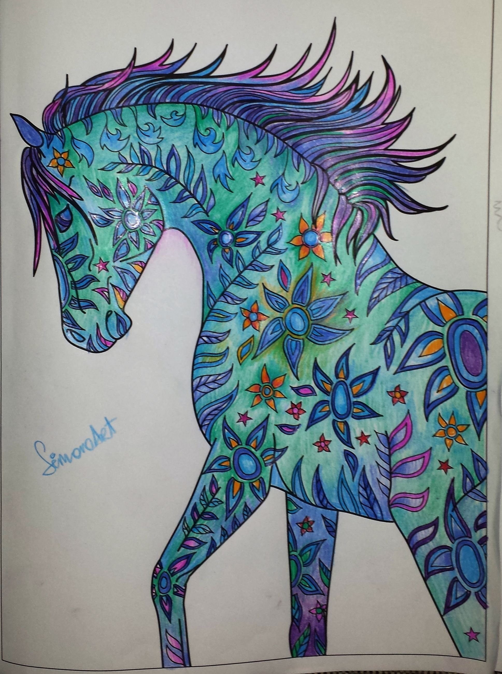 Horse Coloring Pages 3 Free Pages To Download Simonephillipsart Horse Coloring Pages Horse Coloring Anime Puppy