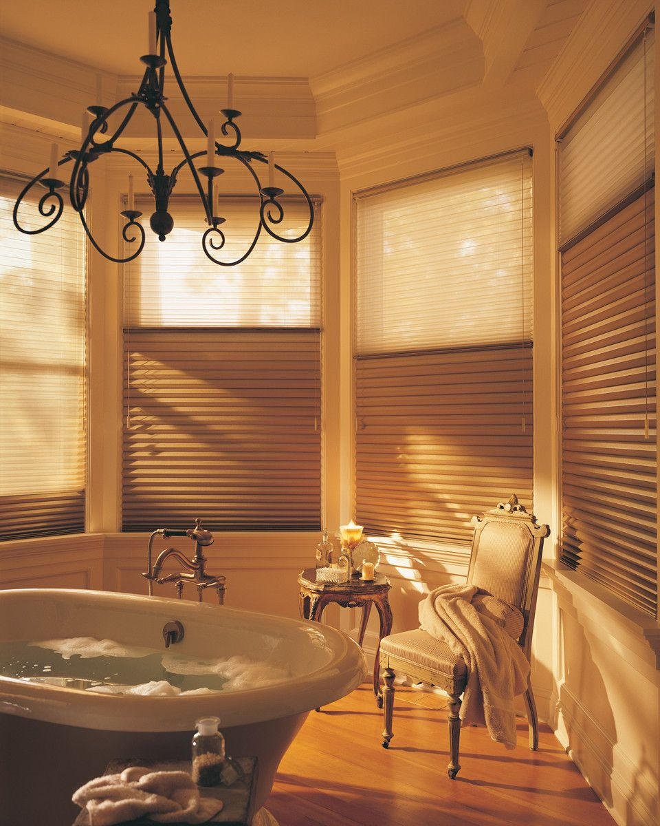 Bathroom window decor  just right blinds u shutters in wheaton il offers tips from hunter