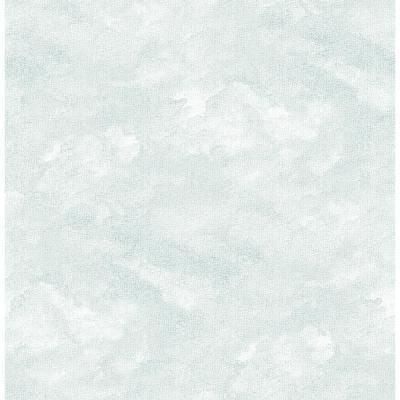A Street Prints Bode Light Blue Cloud Paper Strippable Roll Covers 56 4 Sq Ft 2861 25711 The Home Depot In 2021 Blue Clouds Cloud Wallpaper Background Design