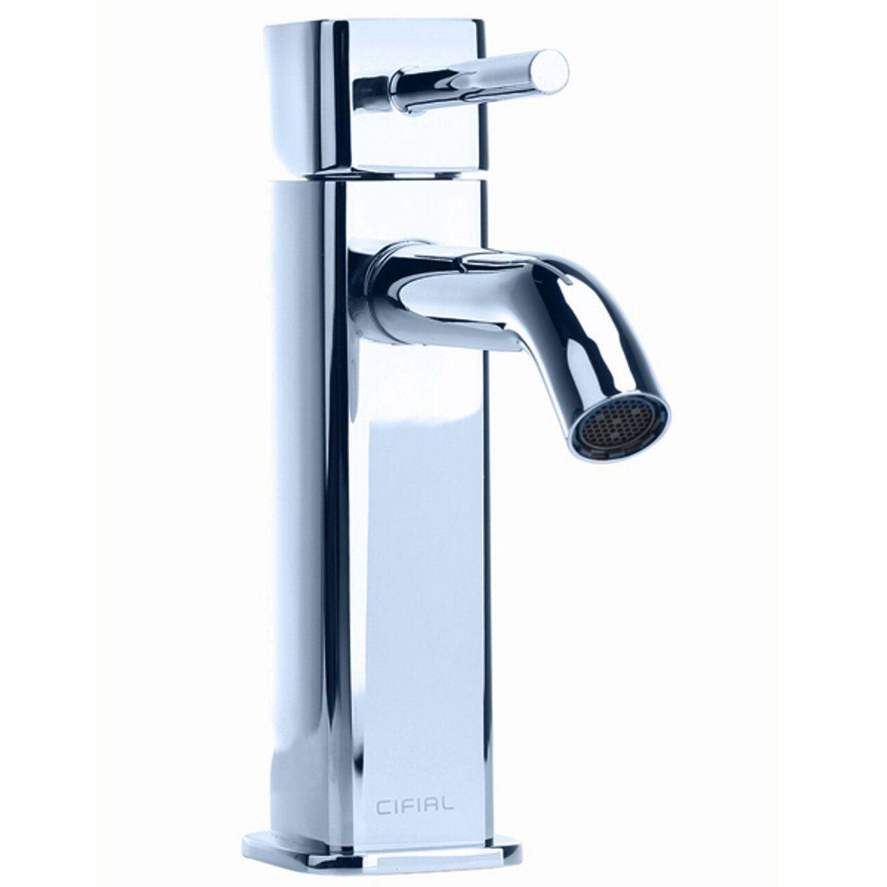 Cifial 225.100.625 Single Handle Low Profile Lavatory Faucet ...