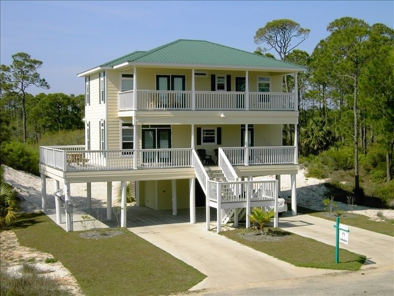 House vacation rental in cape san blas from