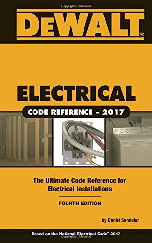 Mcgraw Hill S National Electrical Code Nec 2017 Handbook 29th Edition Electrical Code Electrical Code Book Electricity