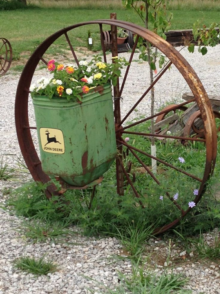 John Deere Home And Garden Decor