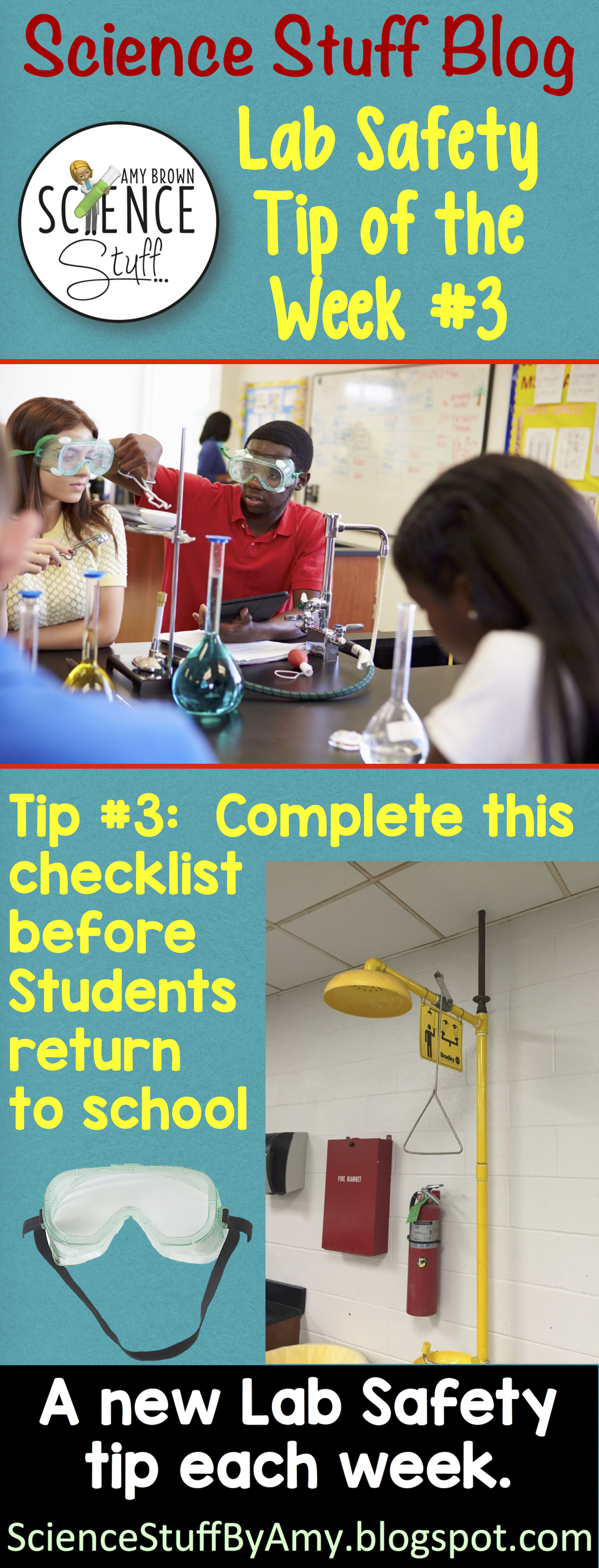 Lab Safety Tip Of The Week 3