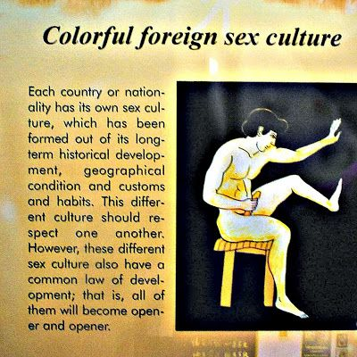 Sex habits of different cultures