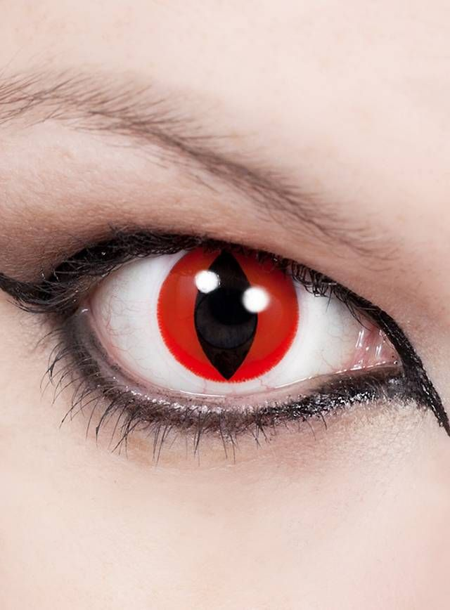 e80a93d726 Red eyes contacts are one of highest rated contacts lenses. You have the  best option to change the eye colors. These contacts sold by magic angel  Eyes ...