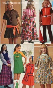 1972 Girls Clothes Seventies Fashion Pinterest Fashion Girl