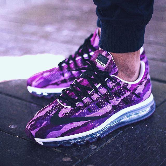 Nike Air Max 2016 #PurpleRain iD by Sneakers Addict™ team