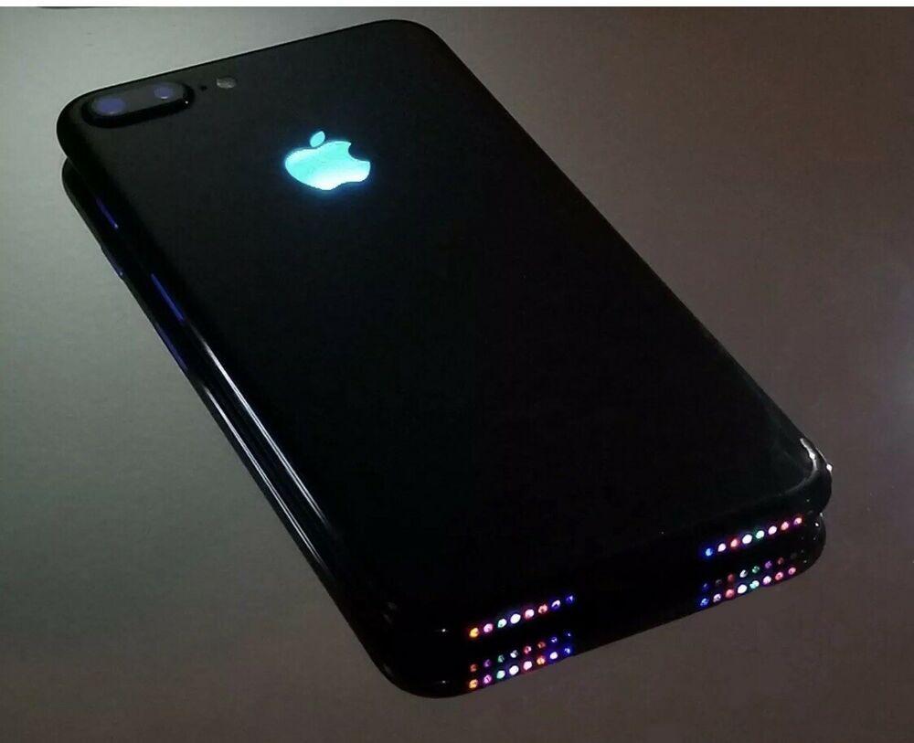 iPhone 7 Plus Black Matte 128GB Unlocked Enhanced LED