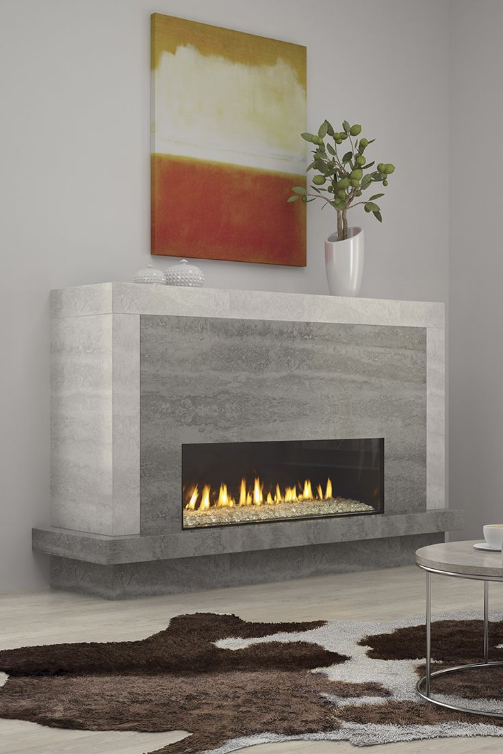 Fireplace At Helena Christensen S New York Apartment Fireplace