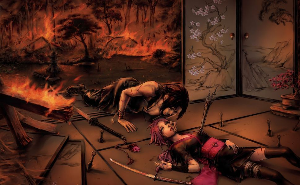 Sasuke And Sakura Sad HD Wallpaper | Naruto | Naruto