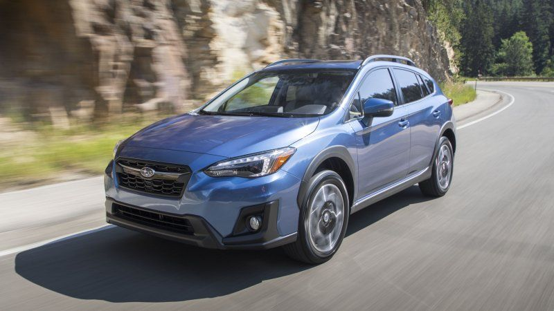 2021 Subaru Crosstrek Sport, Limited announced with bigger