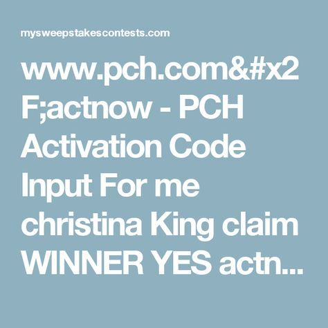 Publishers Clearing House activate ownership to become…   Emily Gee