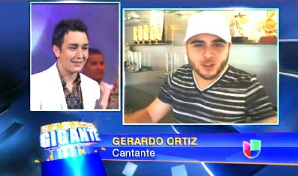 Kevin Ortiz & Geardo ortiz