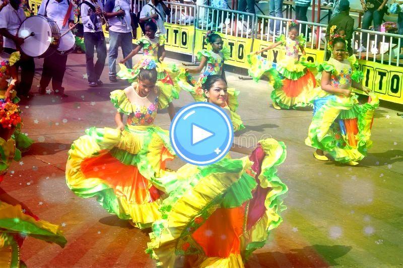 parade Barranquilla Colombia February 15 2010 Once a year Colombia h Carnival parade Barranquilla Colombia February 15 2010 Once a year Colombia h  How to make a samba he...