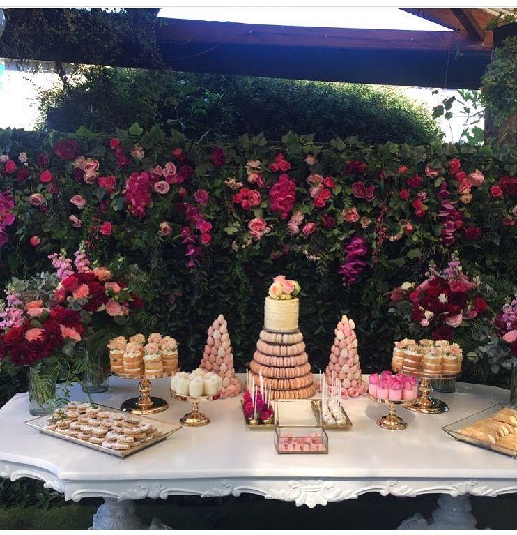 Cheap Wedding Flowers Sydney: Flower Wall Hire Sydney Flower Walls Flower Wall