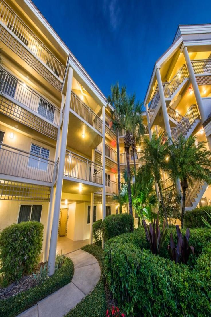In Orlando, Florida, this hotel is off of Highway 536 and