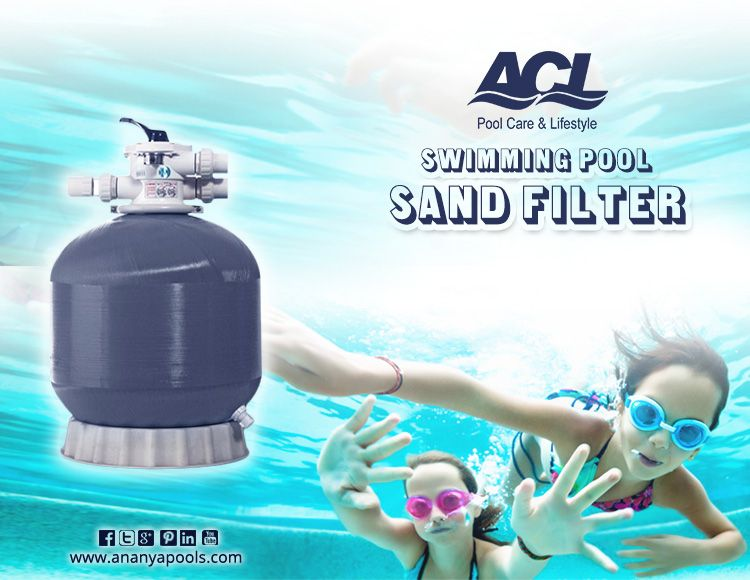 Best in quality sand filter to keep your pools clean and
