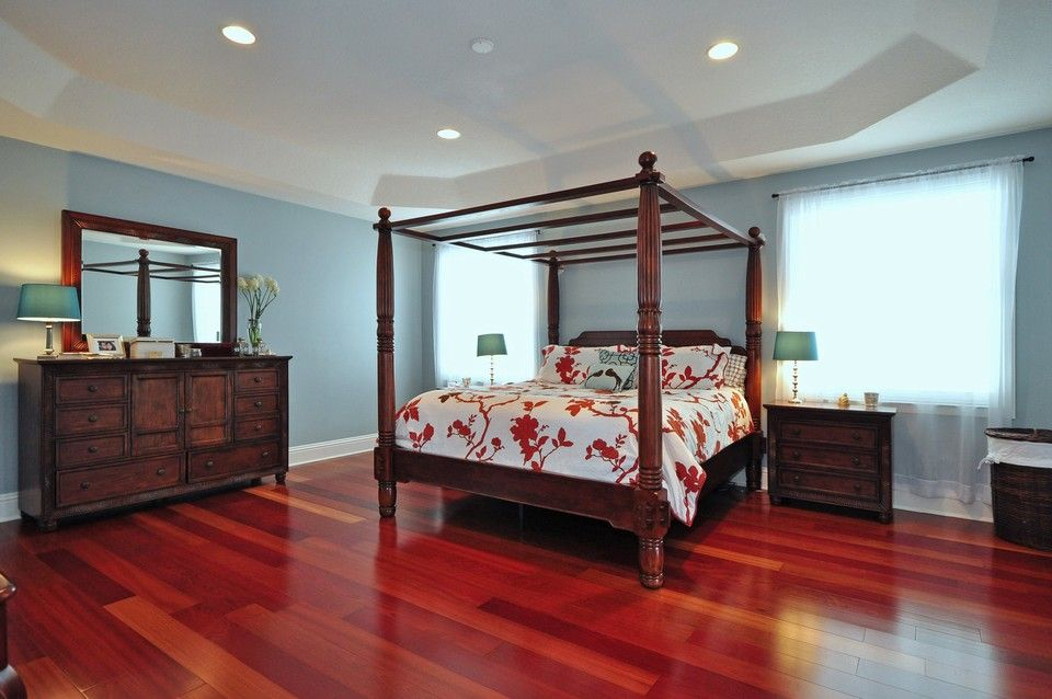 Type Brazilian Cherry Hardwood Floor Wall colors Pinterest