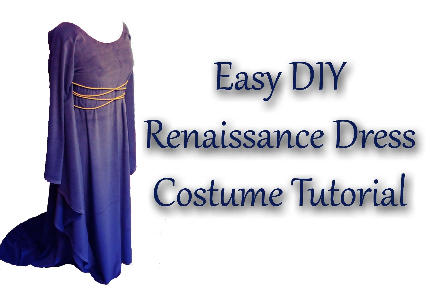 Inspired by juliet and guinevere this renaissance dress is so easy easy diy renaissance dress tutorial stop the pin sanity solutioingenieria Gallery