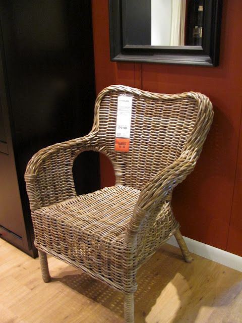 New To Me Office Wicker Dining Room Chairs Wicker Dining