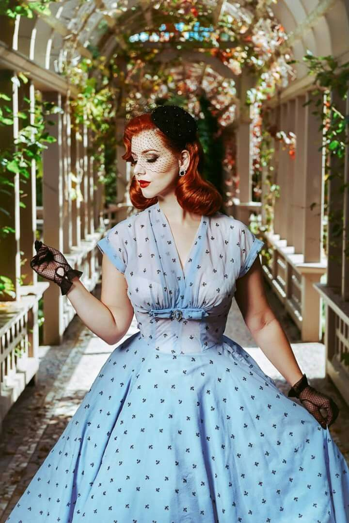 Pin by Tatjana Buchelt on Kleider | Pinterest | Rockabilly, Violets ...