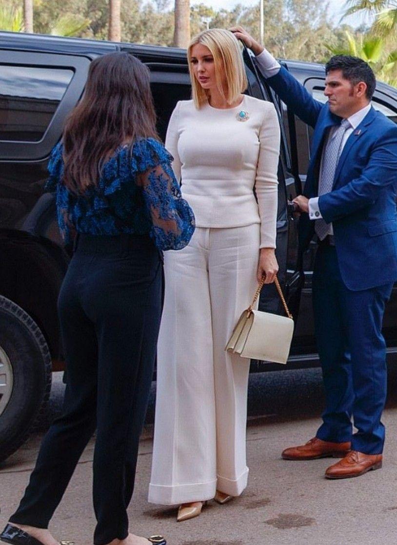 Ivanka In Morroco Ivanka Trump Style Ivanka Trump Hot Ivanka Trump Photos
