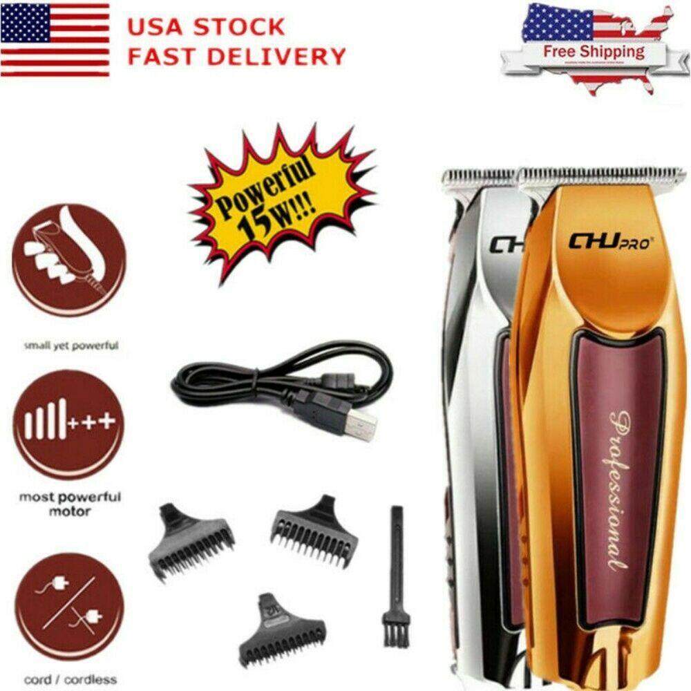 Hair Clipper Electric Trimmer Cutter Cutting Machine Beard Barber Razor For Men