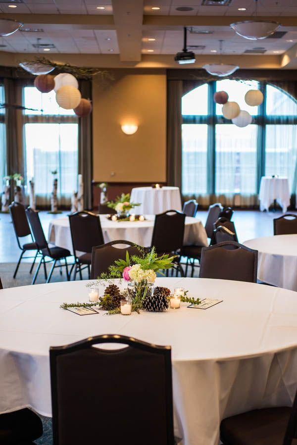 Were Taking A Look At Gorgeous Woodland Wedding Held Jefferson Street Inn In Wausau Wisconsin