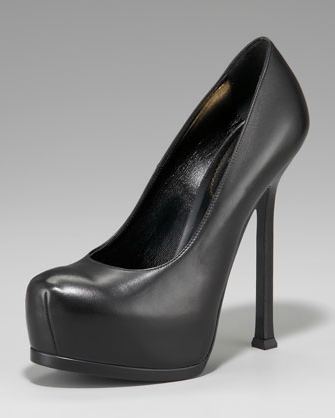 tribtoo napa leather ysl pump i have been looking for