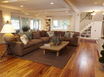 Awesome Living Room Ideas With Hardwood Floors   Interior Vogue