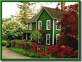 Did You Know That The Turtleback Farm Inn On Orcas Island Was