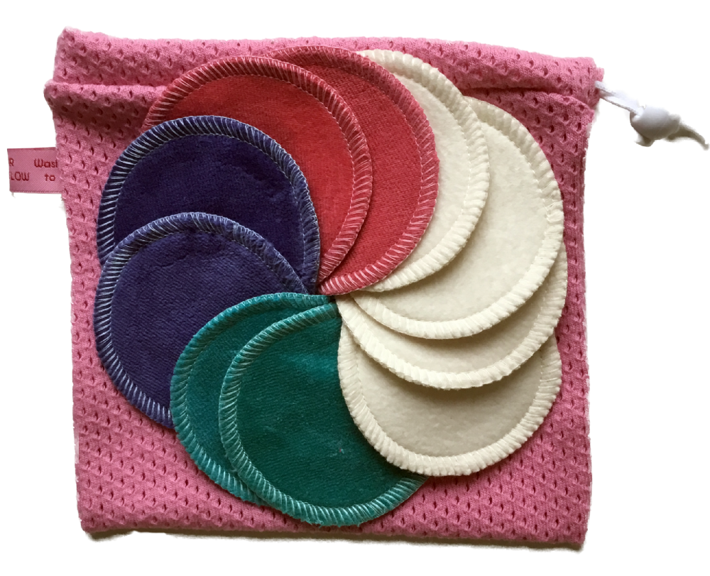 Makeup Wipes Makeup wipes, Wash bags, Washable