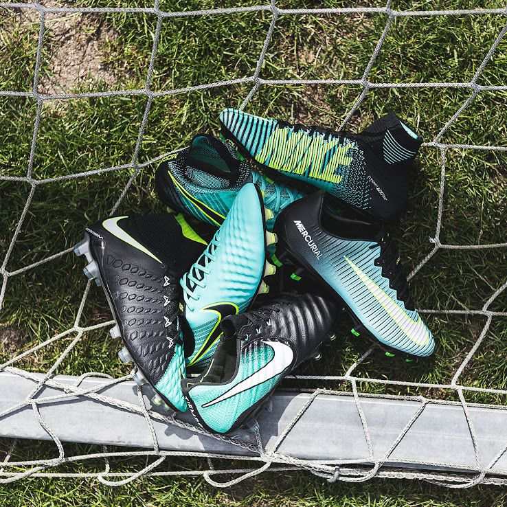 6eeb9bbe4 Nike has released one of the most stunning boot collections of the year  this weekend. The new Nike Women's Euro 2017 football boots collection  brings new ...