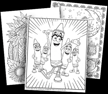 11 Advice That You Must Listen Before Embarking On Crayola Coloring Pages Crayola Color Unicorn Coloring Pages Birthday Coloring Pages Crayola Coloring Pages