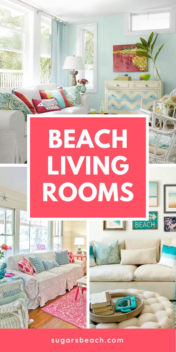 Beach Themed Living Rooms Beach Theme Living Room Coastal
