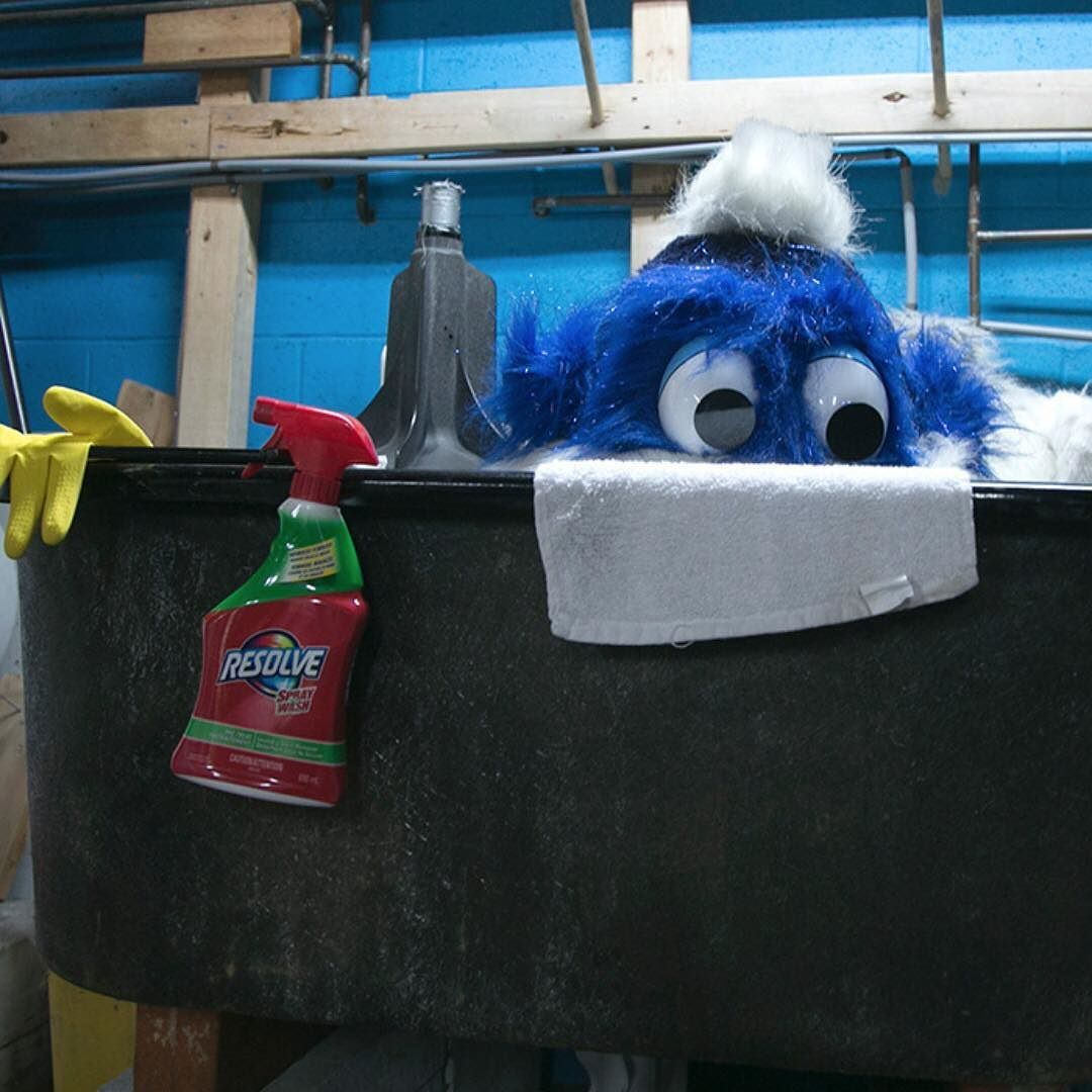 A mascot named Shoot waited to be washed at a factory in a quiet suburb of #Montreal. American sports fans might be surprised to learn that some of their favorite #mascots are in fact French Canadian. Jean-Claude Tremblay 68 launched Creations JCT some 35 years ago. Today the company builds between 150 and 200 mascots a year  most of them for sports franchises but also for amusement parks and corporations. There are dinosaurs who dance on minor league dugouts. Ducks who ice-skate between…