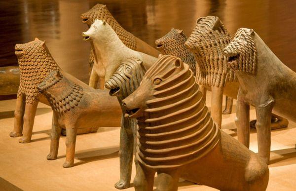 Leões de Mestre Nuca