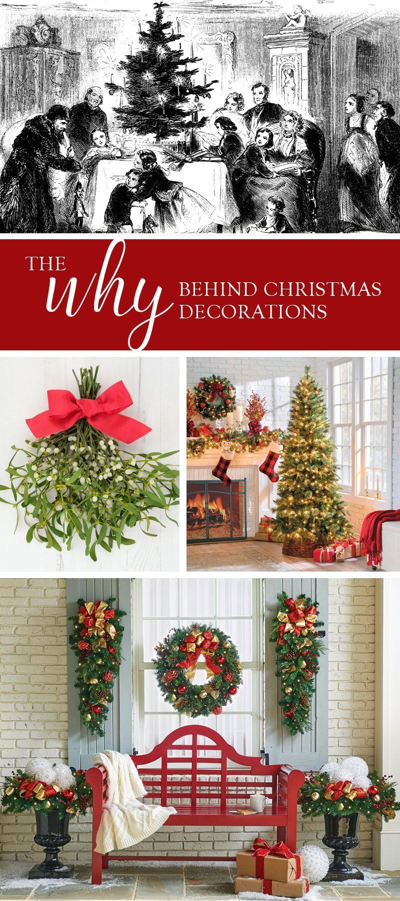 have you ever wondered why we put up christmas decorations grab your favorite
