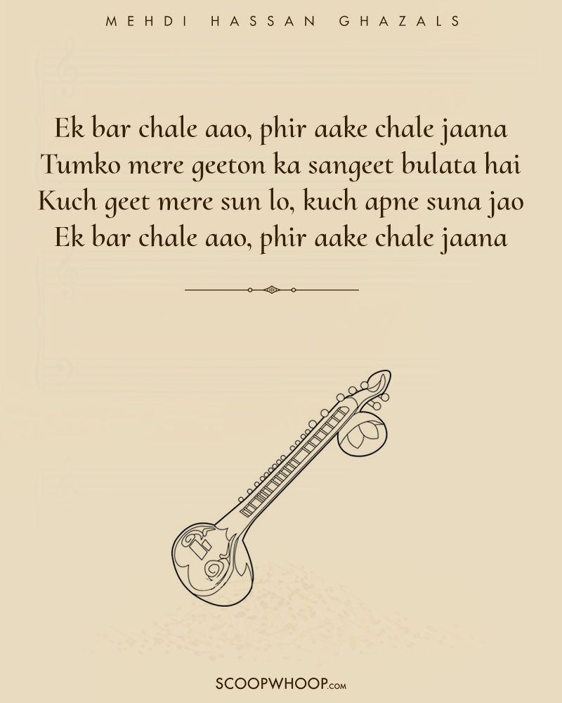 15 Soulful Ghazals That Mehdi Hassan Made Immortal With His