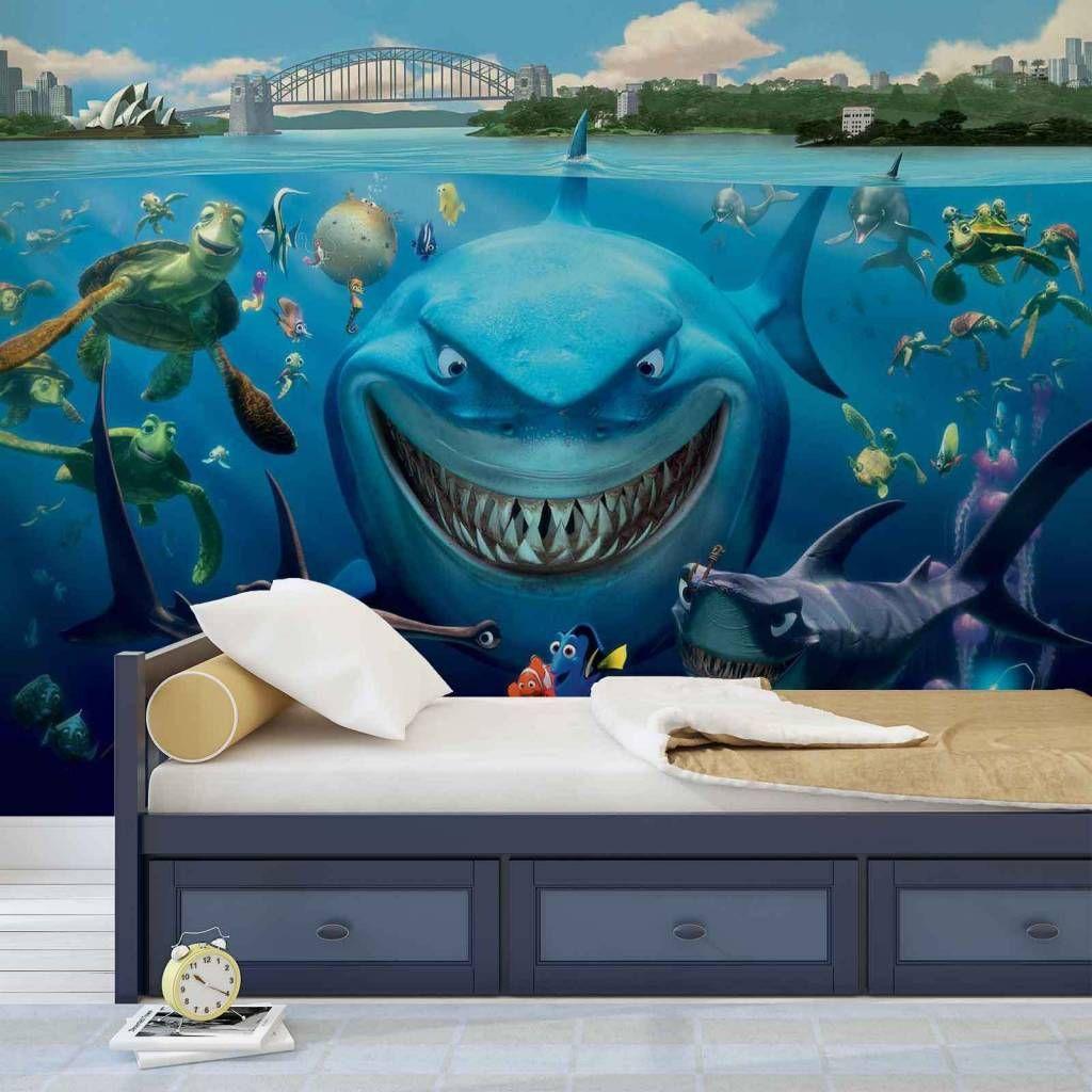 VLIES FOTOTAPETE Disney Nemo TAPETE MURAL 1789
